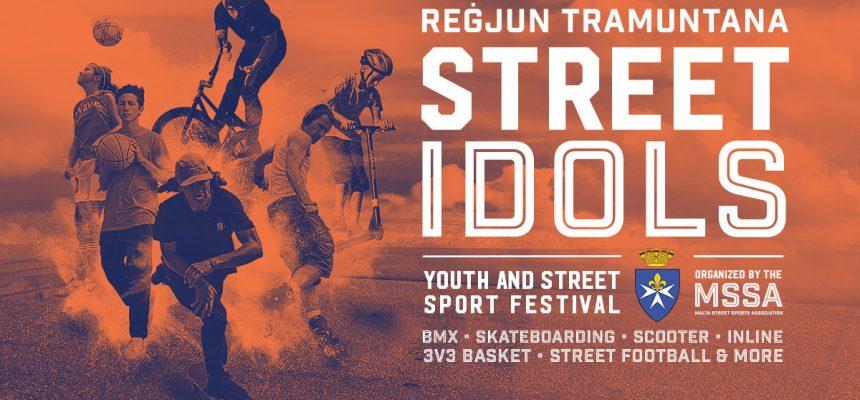 Regjun Tramuntana Street Idols – Youth and Street Sport Festival