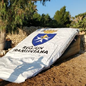 First Air Bag in Malta! – Big Thanks to Regjun Tramuntana