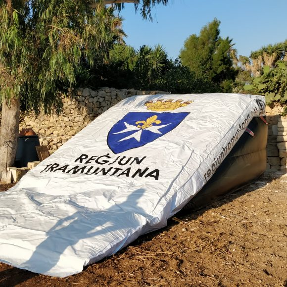 First Air Bag in Malta! – Big Thanks to Regjun Tramuntana