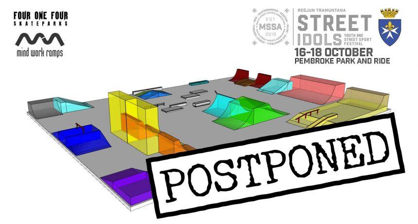 Street Idols Festival – Posponed once again due to Covid-19