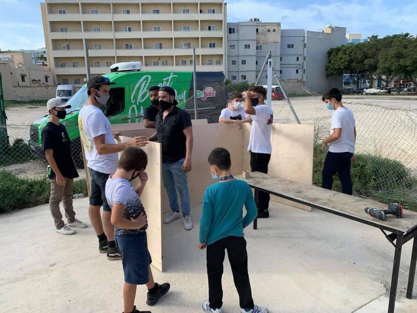 Street Idols Workshop at Bugibba Skatepark – More to come