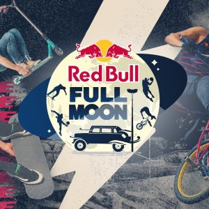 First Event of the year! Red Bull Full Moon Series – Game of Bike/Skate/Scooter.