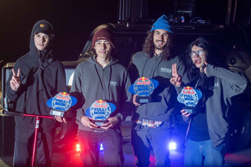 Red Bull Full Moon Series – Game of Bike/Skate/Scooter. Massive Success, thank you!